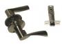 Защелка межкомнатная 860 ab ps - Ручка Arsenal 860 AB PS межкомнатная, бронза.